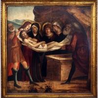 Baldassarre carrari, deposizione di cristo nel sepolcro - Sailko - Ravenna (RA)