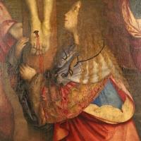 Francesco zaganelli da cotignola, crocifissione, 04 maddalena - Sailko - Ravenna (RA)