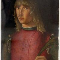 Marco palmezzano, ritratto di ragazzo con palma (ravenna) - Sailko - Ravenna (RA)