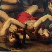 Jacopo ligozzi, martirio dei quattro santi coronati, 11 - Sailko - Ravenna (RA)