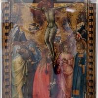 Lorenzo monaco, crocifissione e santi, 01 - Sailko - Ravenna (RA)