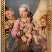 Francesco longhi (attr.), sposalizio mistico di santa caterina - Sailko - Ravenna (RA)