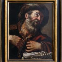 Bottega dei gennari, testa di vecchio, xvii secolo - Sailko - Ravenna (RA)