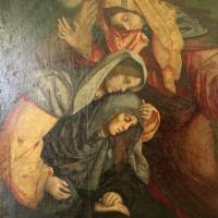 Francesco zaganelli da cotignola, crocifissione, 03 tre marie - Sailko - Ravenna (RA)