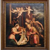 Luca longhi, adorazione dei pastori - Sailko - Ravenna (RA)