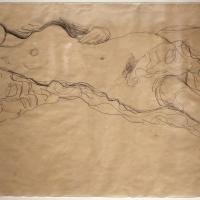 Gustav klimt, nudo di donna, 1914-15 - Sailko - Ravenna (RA)
