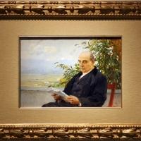 Ettore tito, ritratto di corrado ricci, 1918 - Sailko - Ravenna (RA)
