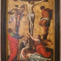 Pittore romagnolo, crocifissione, 1550-1610 ca - Sailko - Ravenna (RA)