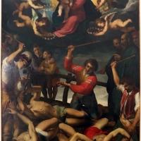 Jacopo ligozzi, martirio dei quattro santi coronati, 01 - Sailko - Ravenna (RA)