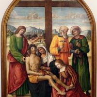 Baldassarre carrari, deposizione di cristo dalla croce, 01 - Sailko - Ravenna (RA)