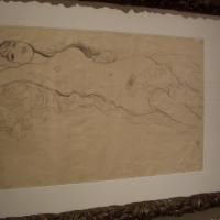 "Pinacoteca di Ravenna,Gustav Klimt ""Nudo"" - Clawsb - Ravenna (RA)"