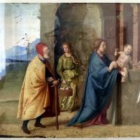 Marco palmezzano, presentazione al tempio, 01 - Sailko - Ravenna (RA)