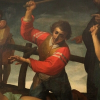 Jacopo ligozzi, martirio dei quattro santi coronati, 07 - Sailko - Ravenna (RA)