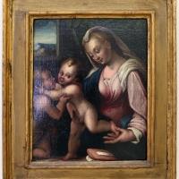 Barbara longhi, madonna col bambino e san giovannino (ra) - Sailko - Ravenna (RA)