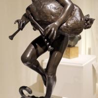 Filippo silvestro giulianotti, fauno, 1893 cornamusa - Sailko - Ravenna (RA)