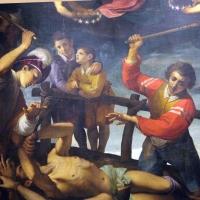 Jacopo ligozzi, martirio dei ss. 4 coronati, 1596 (museo città di ravenna) 003 - Sailko - Ravenna (RA)