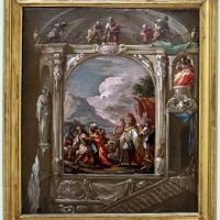 Giovanni antonio pellegrini, il re indiano poro condotto davanti ad alessandro - Sailko - Ravenna (RA)