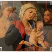 Marco bello, madonna col bambino tra i ss. sebastiano e rocco, 1490-1520 (ve) - Sailko - Ravenna (RA)