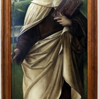Niccolò rondinelli, madonna col bambino tra i ss. alberto e sebastiano, 1470-1510 ca. 02 - Sailko - Ravenna (RA)