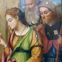 Luca longhi, sposalizio mistico di s. caterina tra i ss. sebastiano, girolamo, rocco e benedetto 04 - Sailko - Ravenna (RA)