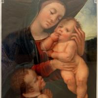 Bartolomeo ramenghi detto il bagnacavallo, madonna col bambino e san giovannino - Sailko - Ravenna (RA)