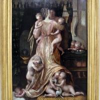 Maestro di flora, allegoria dell'abbondanza, 1550-1600 ca. (scuola di fontainebleau) 01 - Sailko - Ravenna (RA)