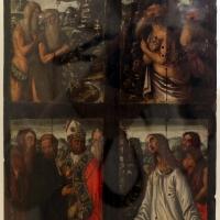 Girolamo da cotignola, santi eremiti, san giovanni battista, evangelista e altri santi, 1515-30 ca - Sailko - Ravenna (RA)