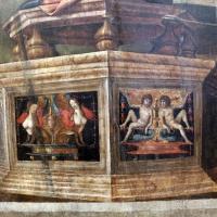 Baldassarre carrari, madonna col bambino in trono tra una santa martire e s. sebastiano, da cervia 02 - Sailko - Ravenna (RA)