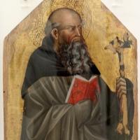 Maestro della madonna lanz, sant'antonio abate, 1400-50 ca, (romagna) - Sailko - Ravenna (RA)