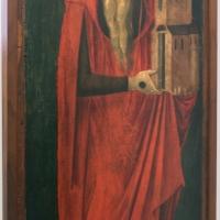 Antonio vivarini (scuola), due ante con santi, 1465 ca., 04 girolamo - Sailko - Ravenna (RA)