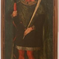 Antonio vivarini (scuola), due ante con santi, 1465 ca., 01 vitale - Sailko - Ravenna (RA)
