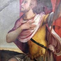 Francesco longhi, crocifissione coi dolenti, s. apolinnare e s. vitale, 04 - Sailko - Ravenna (RA)