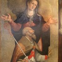 Francesco longhi, crocifissione coi dolenti, s. apolinnare e s. vitale, 02 - Sailko - Ravenna (RA)