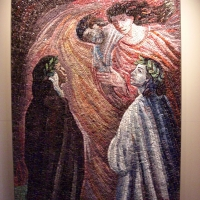 TAMO-Mosaici ispirati alla Divina Commedia 1 - Clawsb - Ravenna (RA)