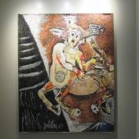 Mosaico Inferno - Lorenza Tuccio - Ravenna (RA)