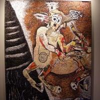 TAMO-Mosaici ispirati alla Divina Commedia 2 - Clawsb - Ravenna (RA)