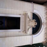 Tomba di Dante, particolare esterno - Pieranna Manara - Ravenna (RA)