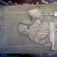 Tomba di Dante, particolare interno - Pieranna Manara - Ravenna (RA)
