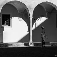 Chiostro zona dantesca - Paolo forconi - Ravenna (RA)