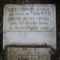 Lapide di Dante - Cristina Cumbo - Ravenna (RA)