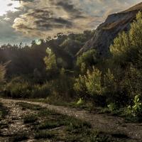 Riflessi sulla cava - Massimo Saviotti - Brisighella (RA)