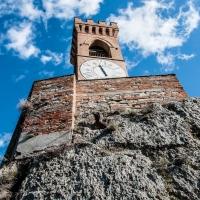 Brisighella Torre dell'orologio - Vanni Lazzari - Brisighella (RA)