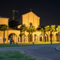 Cotignola, chiesa di San Francesco - Alberto Dessì - Cotignola (RA)