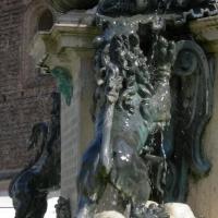 Fontana Monumentale (Faenza) - particolare 01 - Nicola Quirico - Faenza (RA)