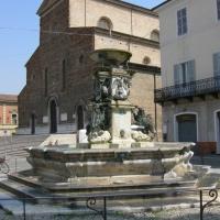 Fontana Monumentale - Cattedrale (Faenza) - Nicola Quirico - Faenza (RA)