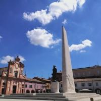 Monumento a Francesco Baracca, Lugo di Romagna - Drake9996 - Lugo (RA)
