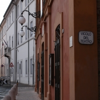 Vicolo del teatro Rossini - Vittoguazzo - Lugo (RA)