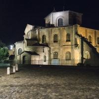 Complesso in notturna - Domenico Bressan - Ravenna (RA)