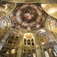 Volta interna basilica S.Vitale - Sipontino74 - Ravenna (RA)