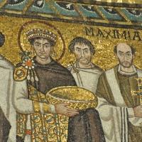 SanVitale mosaico emperador Justiniano - Hispalois - Ravenna (RA)